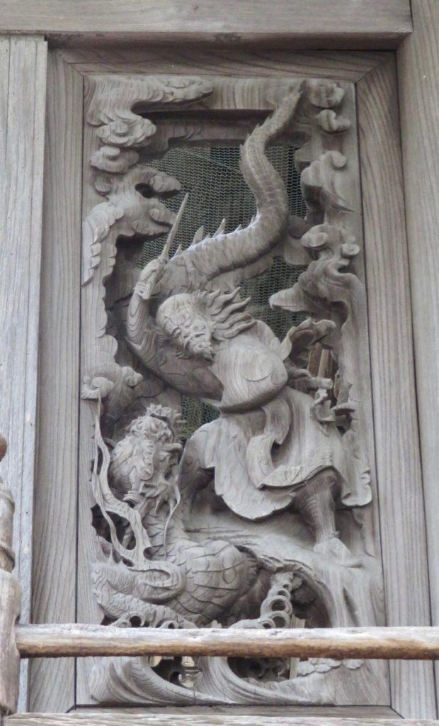 須佐之男命の大蛇退治
