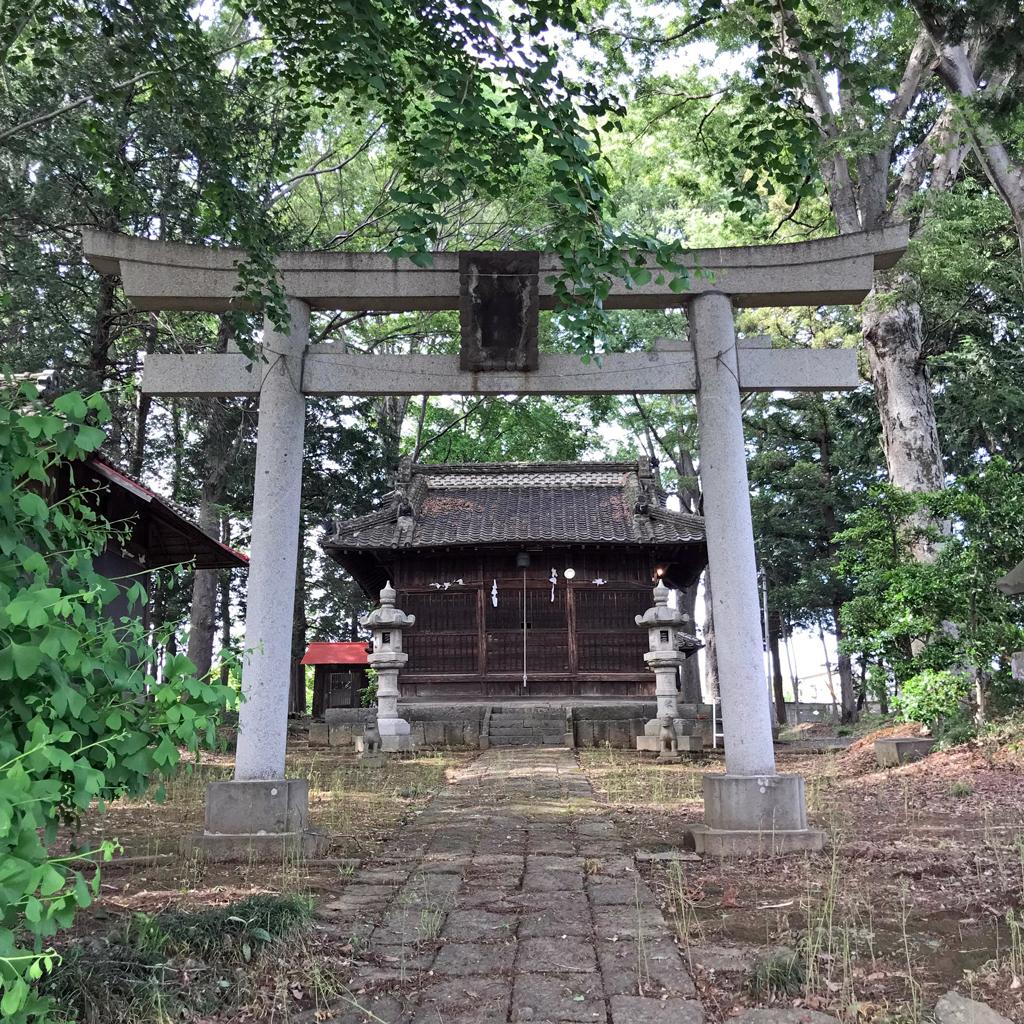 高山熊野神社