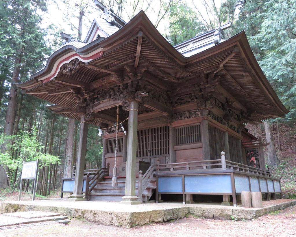 太宰府天神社社殿