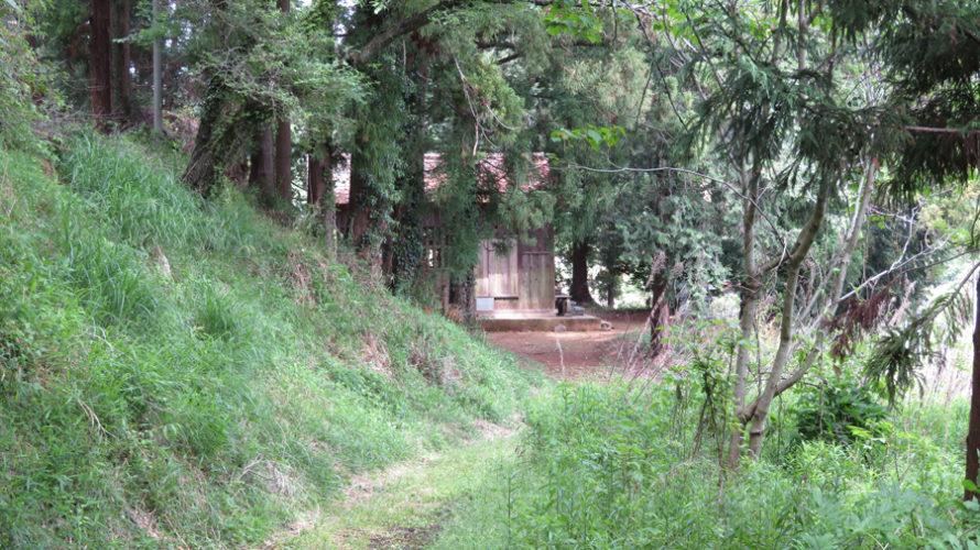 寺久保雷電神社