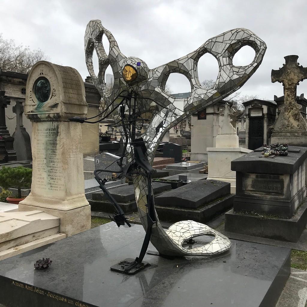 市井の人々のお墓