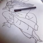 刺青図柄の意味 茨木童子
