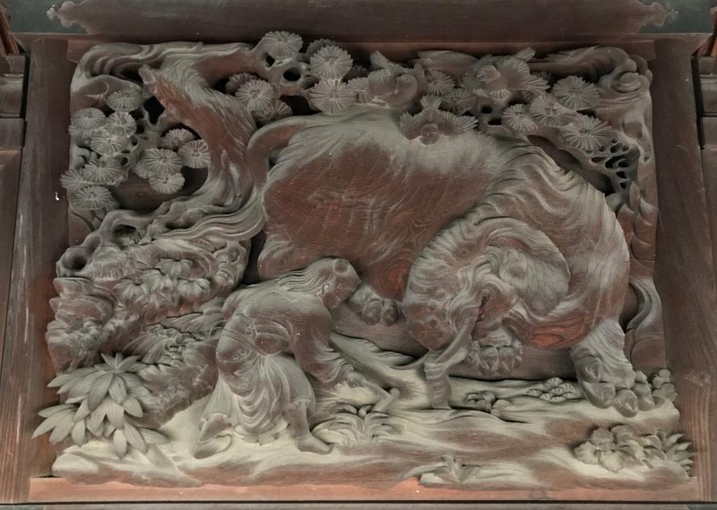 二十四孝の舜と象