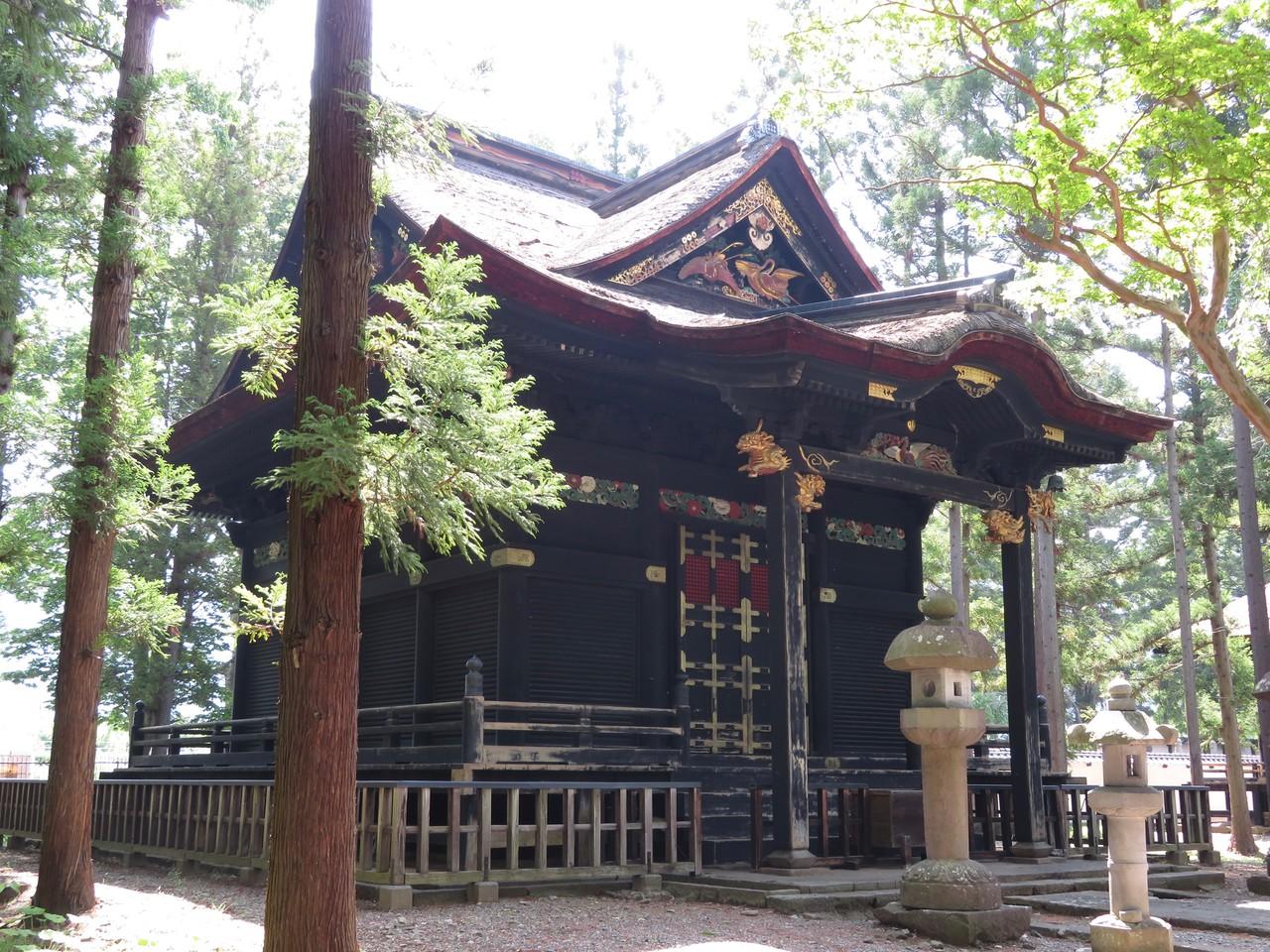 真田信之霊屋