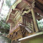 涌釜神社(わっかまじんじゃ)