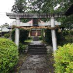 上洗馬神社(かみせばじんじゃ)