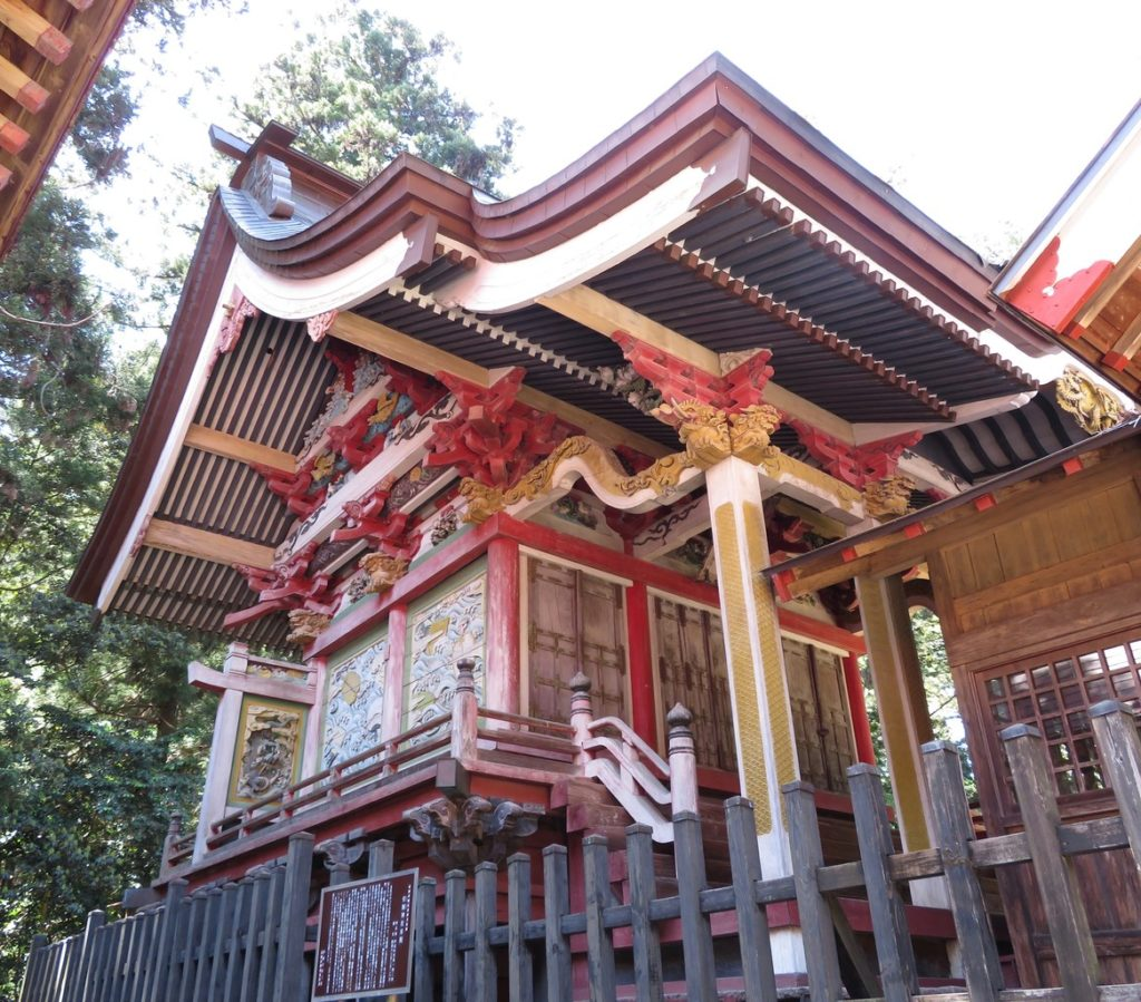 菅原神社本殿