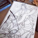 刺青図柄の意味 大友若菜姫