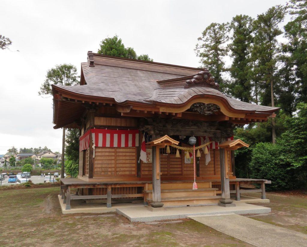 北野神社社殿