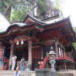 榛名神社 其の三 本社幣殿拝殿