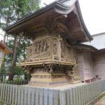 小川八宮神社本殿