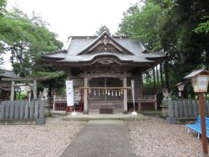 八宮神社社殿