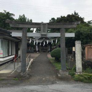 八宮神社鳥居