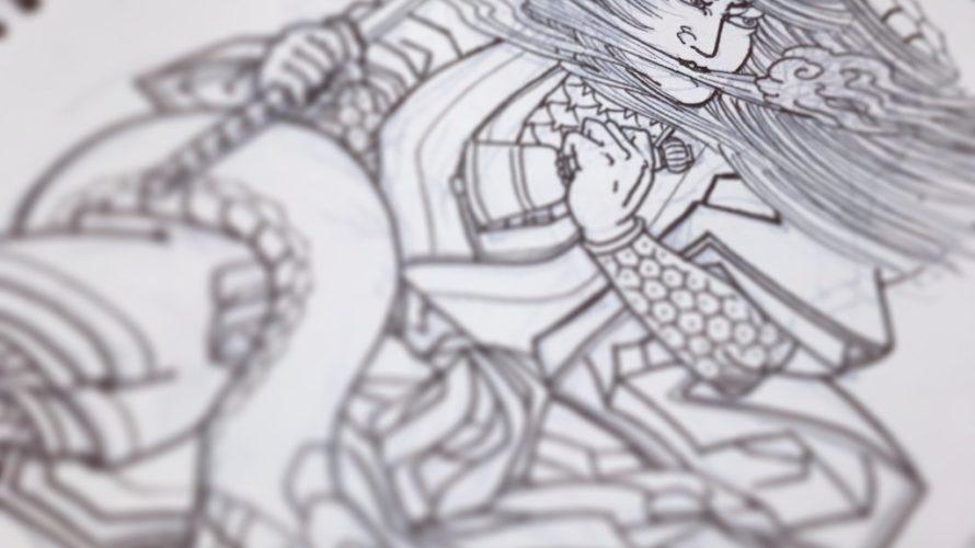 刺青図柄の意味 大蛇丸(おろちまる)