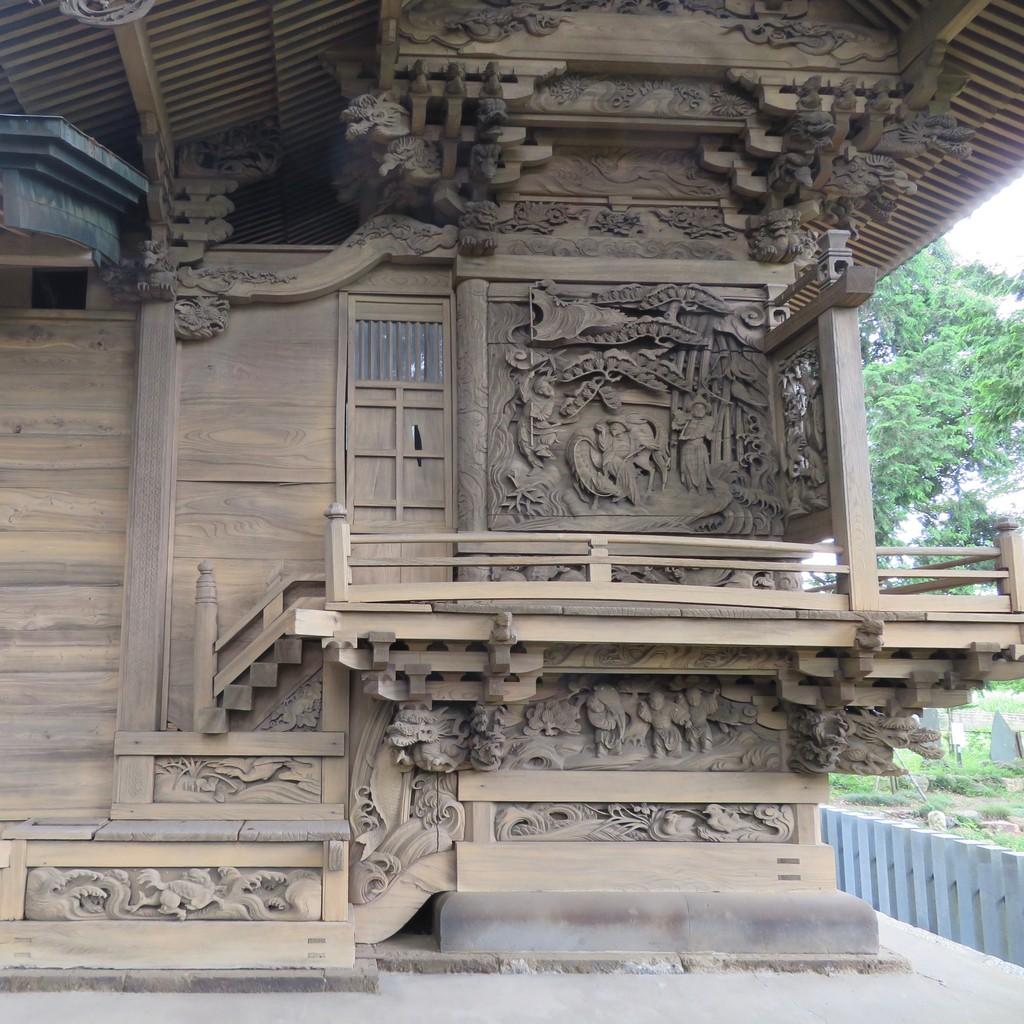 八宮神社本殿
