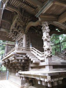 宗像神社本殿