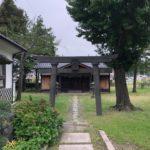 伊波保神社(いはほ/いわお じんじゃ)