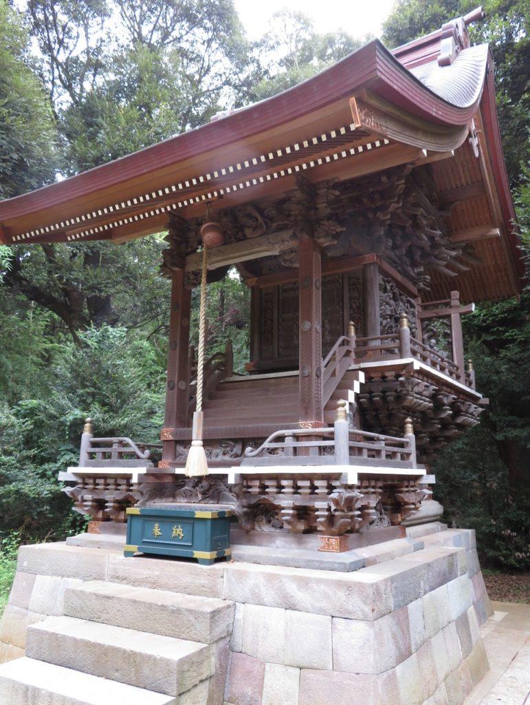清戸宗像神社