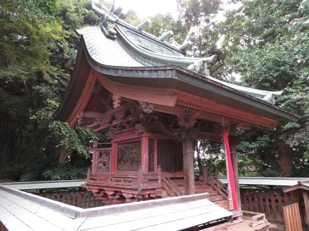 須賀神社本殿