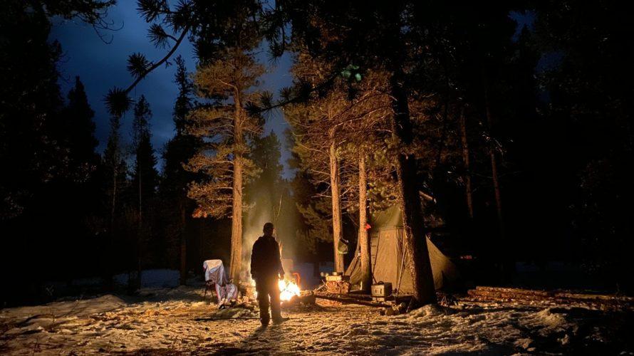 Camping in Alberta!!