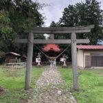 上新田諏訪神社