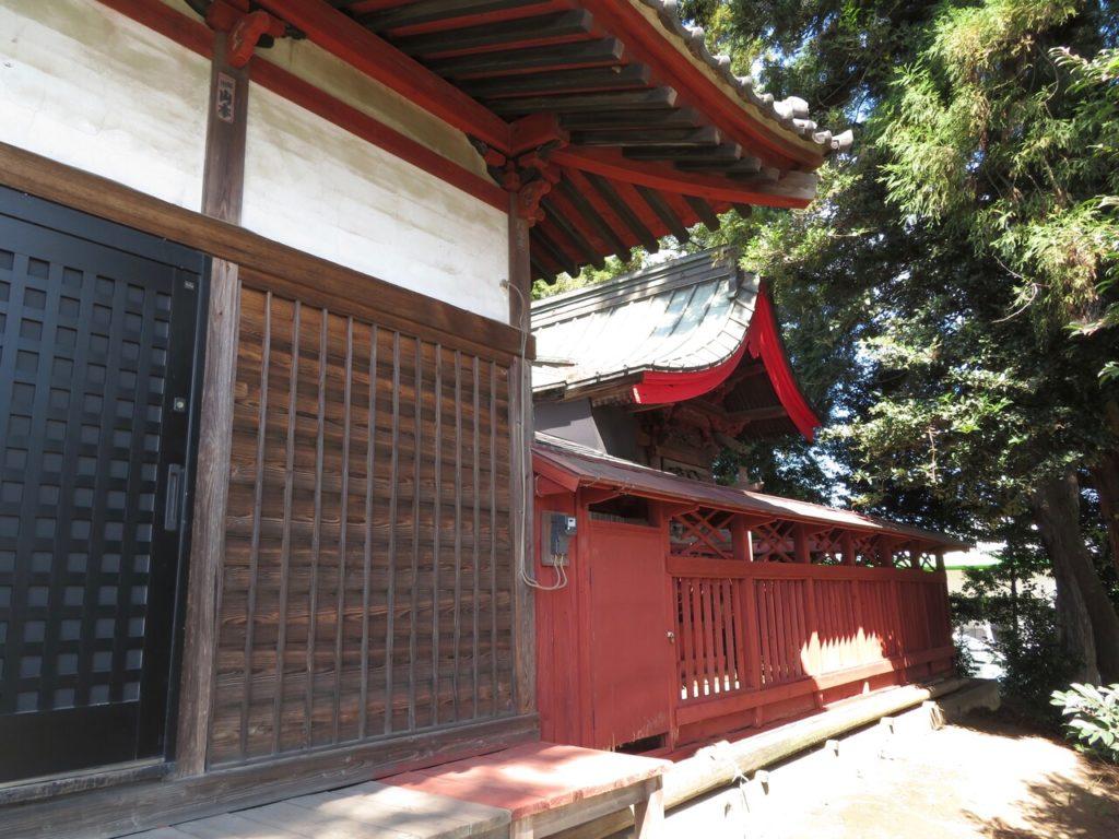 若泉稲荷神社