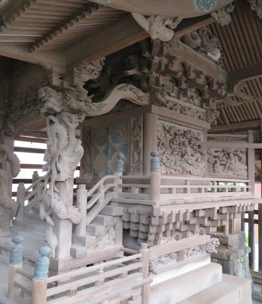 相馬神社本殿