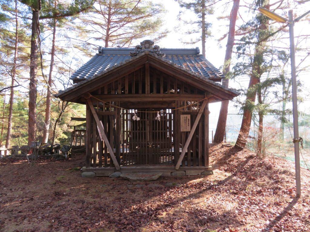 北川神社社殿