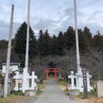 蚊里田八幡宮(かりたはちまんぐう)