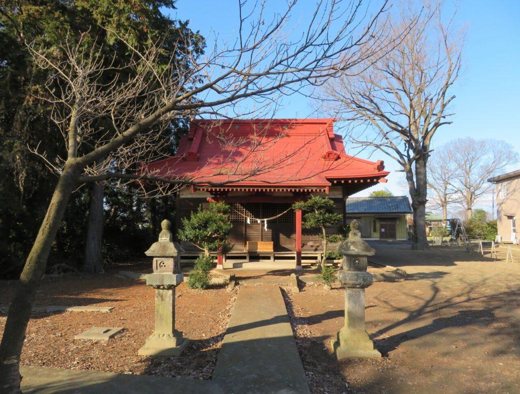 貴船神社拝殿