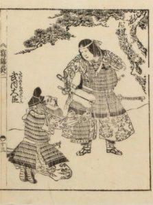 神功皇后と武内宿禰