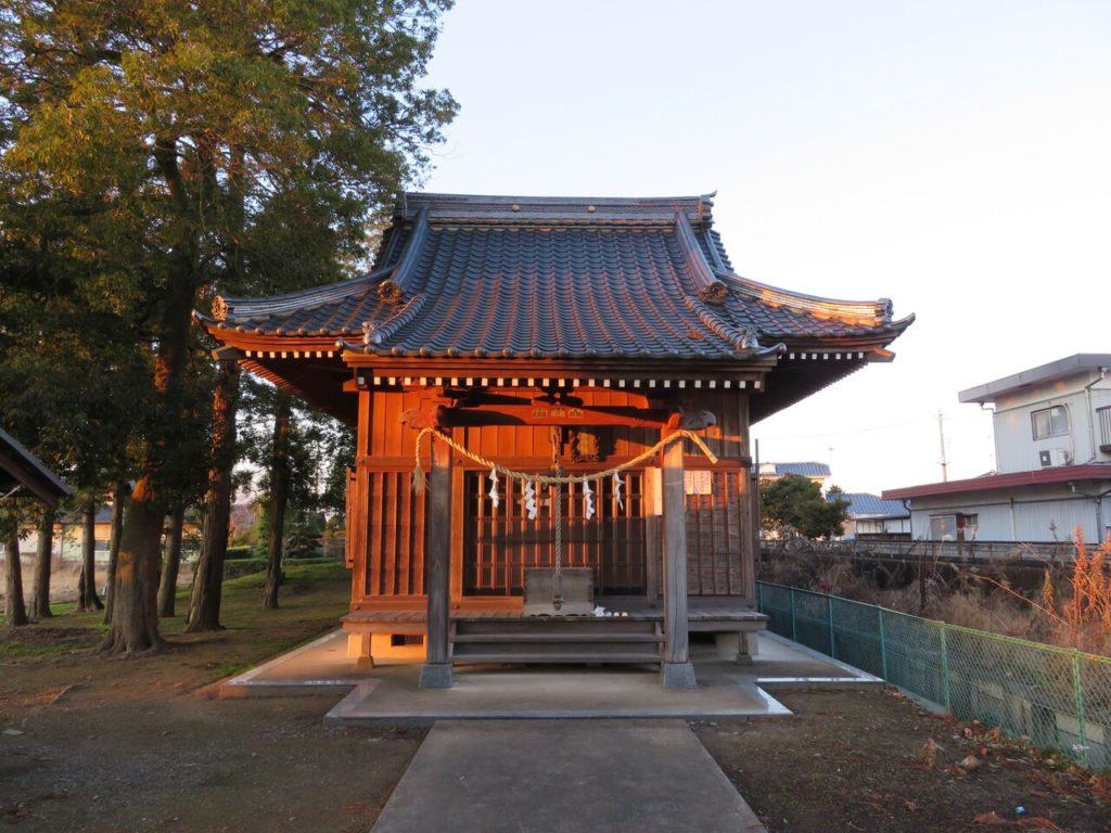 厳島神社拝殿