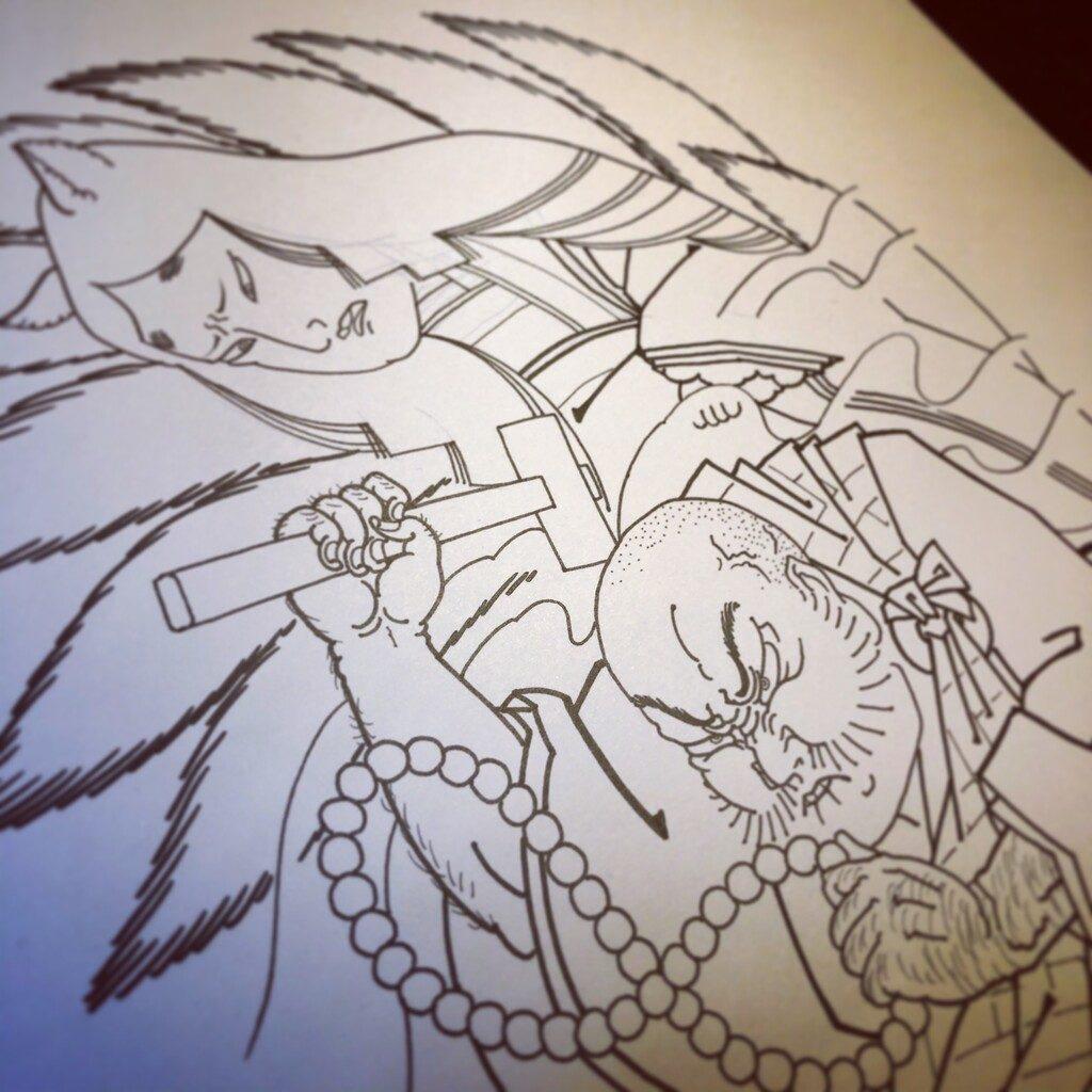 九尾の狐と玄翁和尚