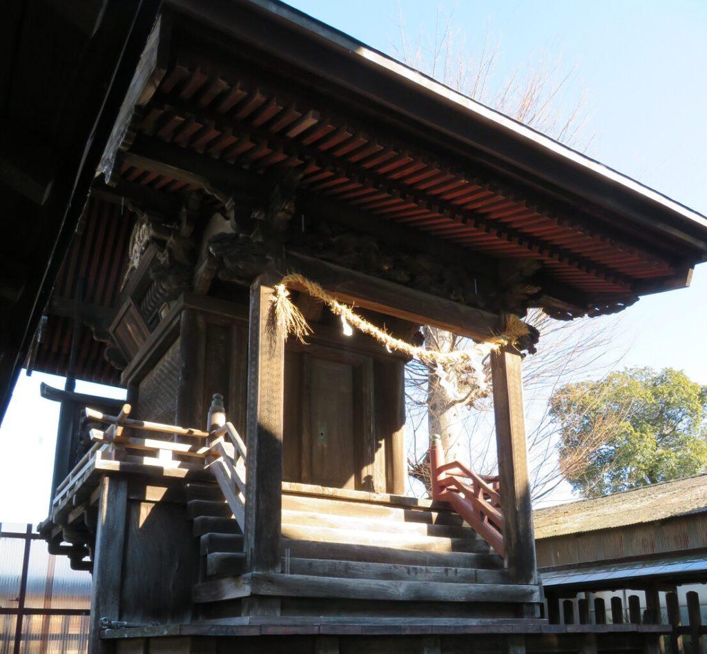 二所神社本殿