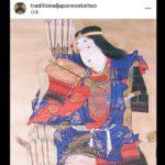 日本伝統刺青協会 Post-8 美人画