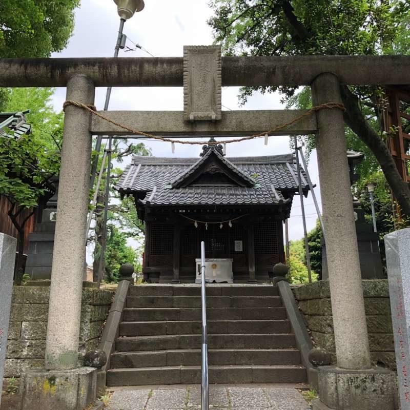 瀬崎浅間神社鳥居
