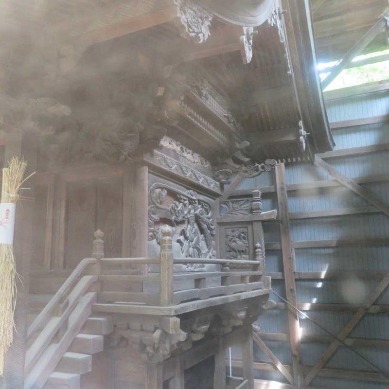 平賀神社御本殿