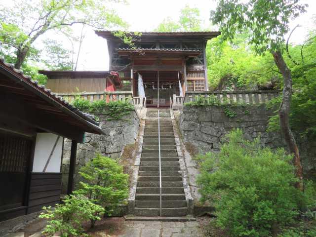 平賀神社拝殿