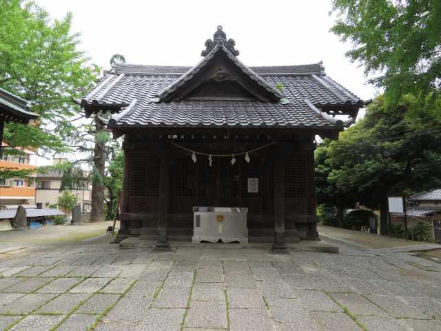 瀬崎浅間神社拝殿