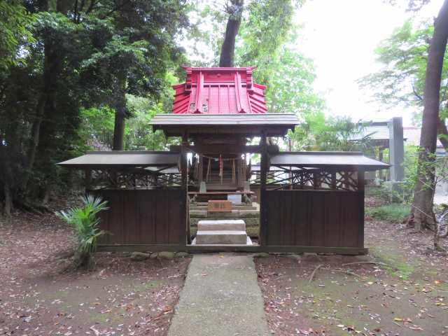 五條谷稲荷神社