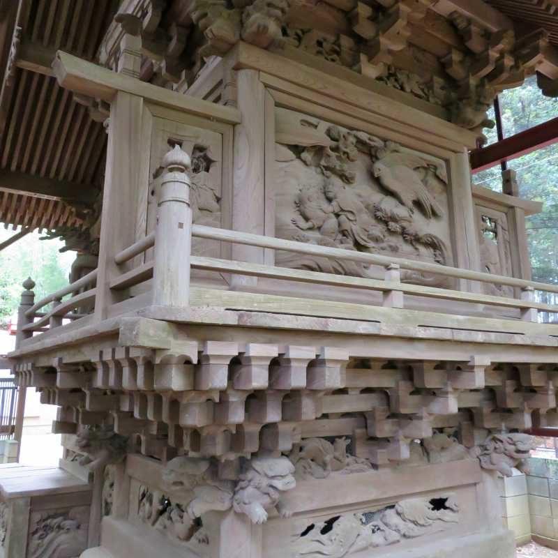 香取神社御本殿