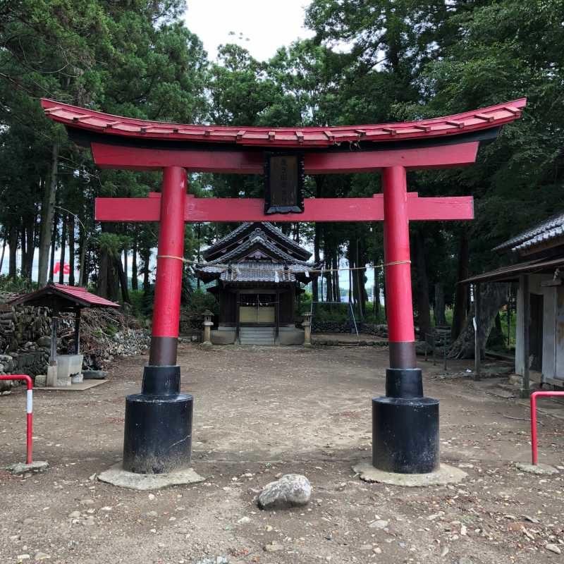 曽木神社鳥居