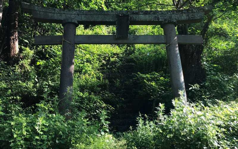 三島宮鳥居