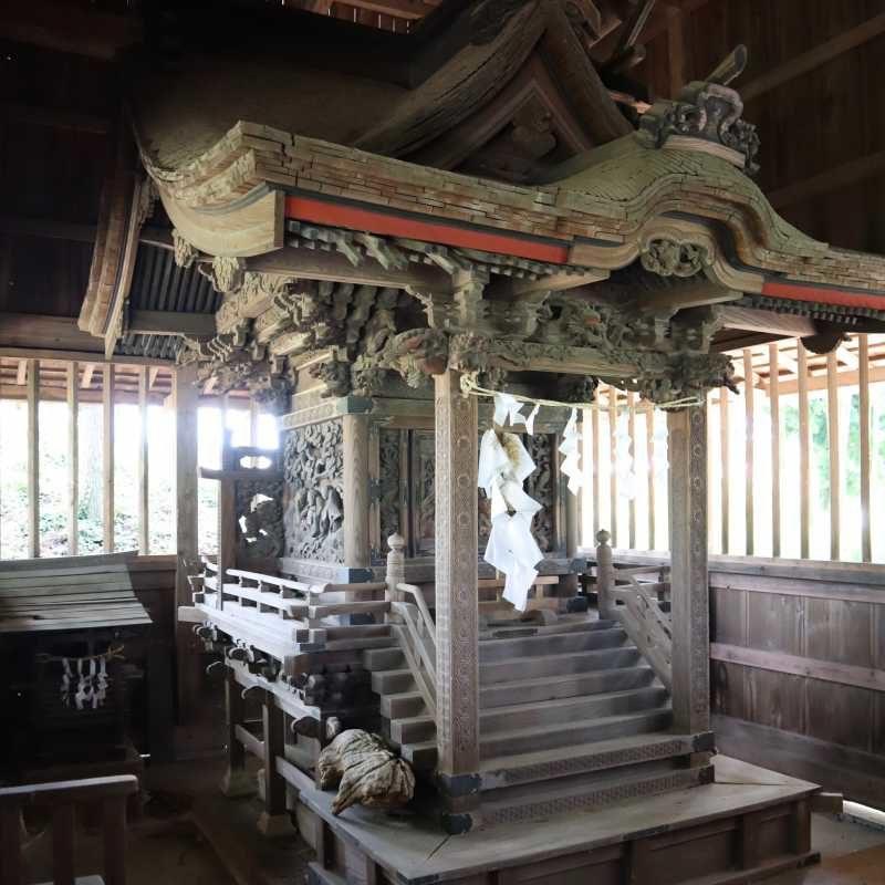 曽木神社御本殿