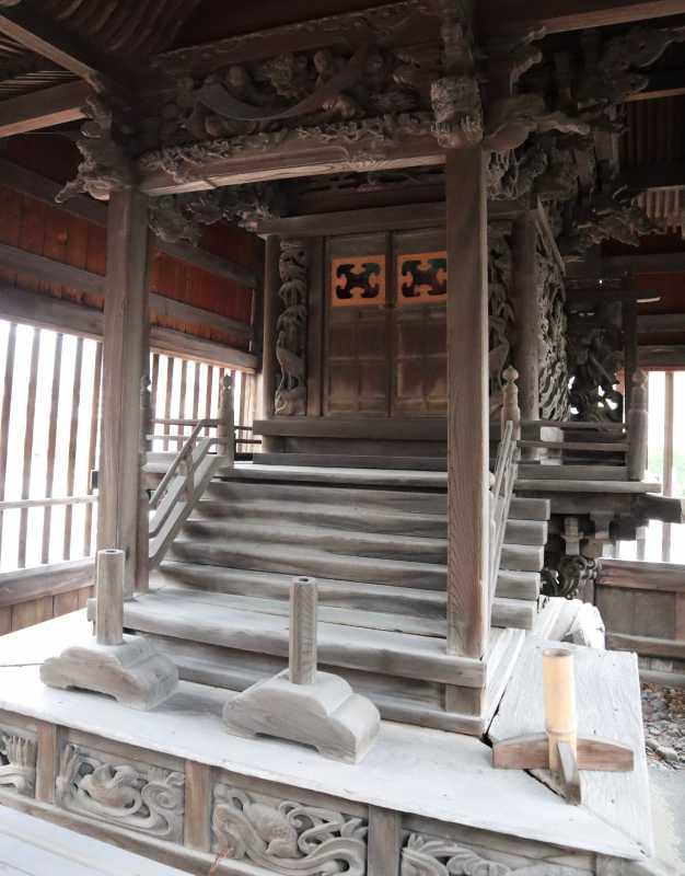 三輪神社御本殿