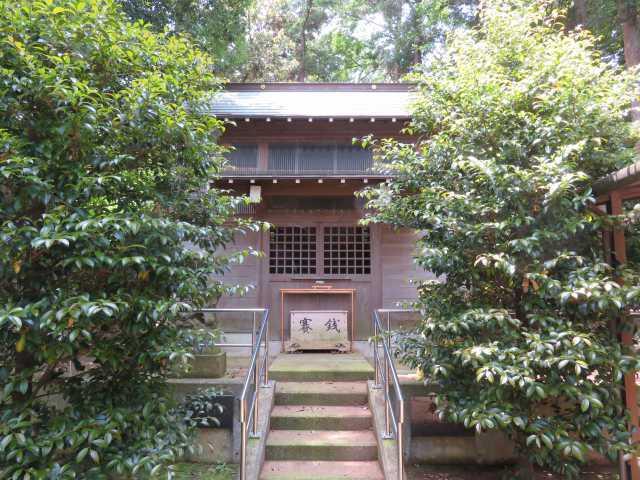 折立熊野神社