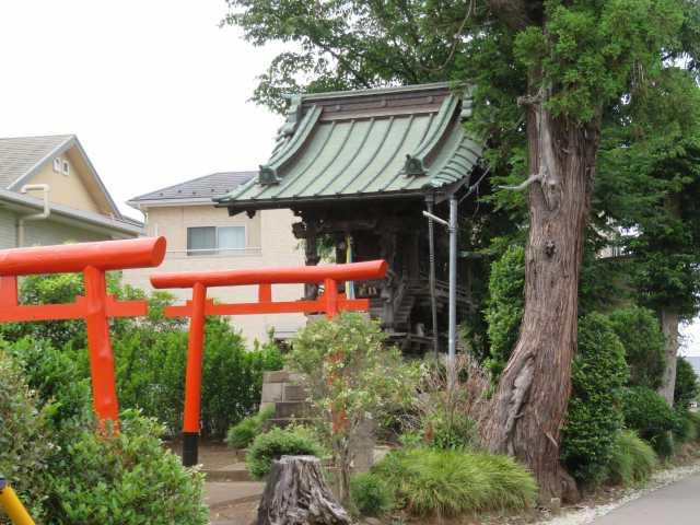 米本稲荷神社