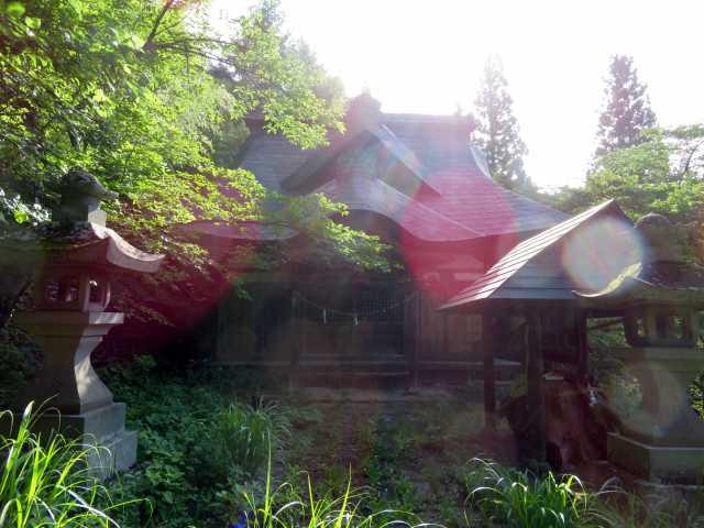 三島宮拝殿