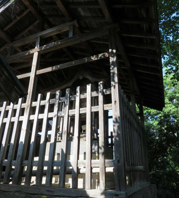 横尾神社御本殿