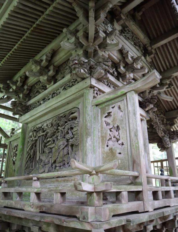 石動神社御本殿